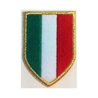[Patch] SCUDETTO ITALIA JUVENTUS 2012 calcio cm 4,5 x 6,5 toppa ricamata -338