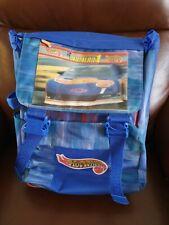 Hotwheels ..Mattel ..  Backpack .. Vgc