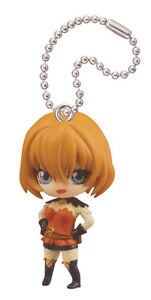 Endride Swing Mascot PVC Keychain SD Figure Emilio's Friend ~ Alicia @83673