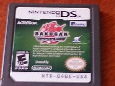 Bakugan: Defenders of the Core -- Limited Edition (Nintendo DS, 2010) cart only
