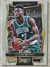 2016-17 Select #33 Jaylen Brown RC 🔥Hot Rookie Card🔥