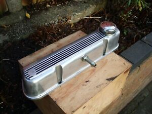 Ford pre crossflow and crossflow alloy rocker cover