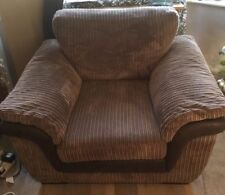Fabric Solid DFS Armchairs