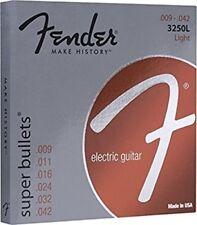 Fender Super Bullets Guitar Strings - 009-042 (3250L)
