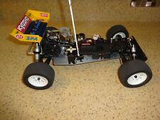 Vintage Kyosho Stinger MKII buggy RC 1/10 nitro OS max engine
