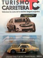 "Chevrolet Chevy ""7 de Oro"" (1976)  Diecast 1:43 Turismo Carretera Argentina"
