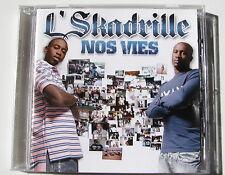 L'SKADRILLE . NOS VIES . CD