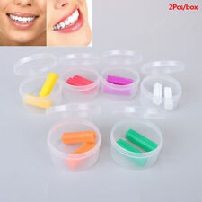 2pcs/box Teeth Aligner Chewies Tray Seaters Orthodontic Dental SticksC BOD