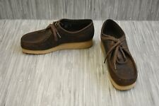 Clarks Padmora Moccasin (26060499) Casual Shoe - Women's Size 8M - Brown