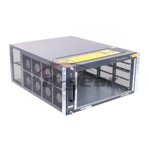 Cisco WS-C6504-E 6500-E 4 Slot Chassis