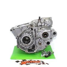 2009 Kawasaki Kx250f Left Right Engine Motor Crankcase Crank Cases Set