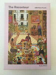 """""""The Raconteur"""" Jigsaw Puzzle  - 1000 Pieces"""