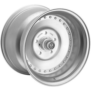 "Centerline Auto Drag 15x10 5x4.5"" -16mm Polished Wheel Rim 15"" Inch"