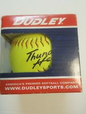 "Dudley Thunder Heat 11"" Slow Pitch Softball"