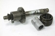 2002 Honda XR80 CRF 80 Kick Starter Gear with Shaft and Spring