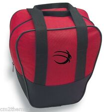 NIB BSI Nova bowling ball Bag RED w FREE Glove Liner & Free Shipping IN usa ONLY