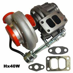 #HX40W Turbo Charger DRAG Diesel For Holset T3 Flange Dodge RAM Cummins New