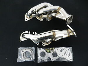 TOYOTA HILUX 4.0LTR V6 2005 ON 2WD / 4WD STAINLESS EXTRACTORS HEADERS ( 057 )