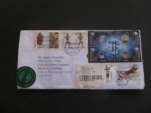 CHILE - LIQUIDATION STOCK - EXCELENT OLD COVER - 3375/01