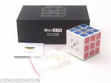 QY The Valk mini 3x3x3 Speed Cube High-end Twist Puzzle Intelligence Toys White