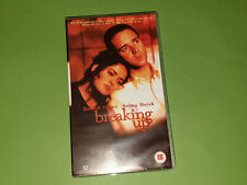 Breaking Up VHS Video Cassette - Russell Crowe, Salma Hayek *New & Sealed*