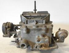 1958 Edsel  Autolite 4100 used carburetor 600CFM 4BBL Stamp # EDT-84C