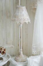 Lampe Tischlampe Nachttischlampe Stehlampe Shabby Vintage Landhaus