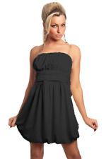 Vestido Sin Hombro Vestido Tubo Vestido De Cóctel Negro