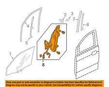 HONDA OEM 03-08 Pilot Front Door-Window Lift Regulator 72250S9VA02