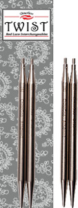 4in (10cm) long ChiaoGoo TWIST Interchangeable Tips