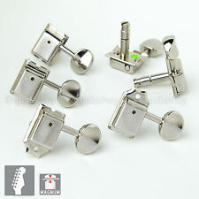 NEW Gotoh SD91-05M MG Magnum Locking Tuning Keys Fender Vintage Style  - NICKEL