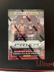 BRAND NEW SEALED 2021 PANINI PRIZM UFC BLASTER BOX