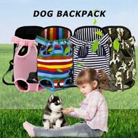 Pet Dog Carrier Outdoor Travel Products Breathable Shoulder Mesh Backpack