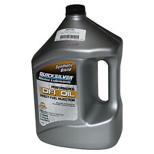 Oil, Quicksilver DFI 2 Cycle  Mercury 2-Cycle Direct Inject  92-858037Q01