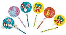 Dr Seuss Memo Pad Plus Pen #69981