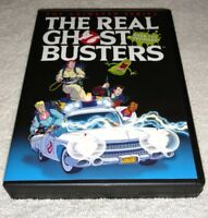 Real Ghostbusters complete series VOL 1-10 DVD *RARE opp