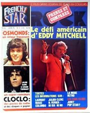 FRENCHY STAR N° 4 Eddy MITCHELL Julien CLERC OSMONDS Nino FERRER Dick RIVERS