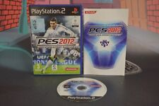 PRO EVOLUTION SOCCER 2012 PES PAL ESP PLAYSTATION 2 PS2