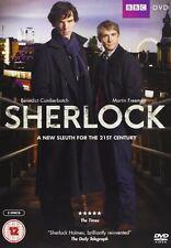 Sherlock - Series 1 - Complete (DVD, 2010) BRAND NEW