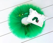 The Very Hungry Caterpillar Cake Smash Outfit - First Birthday Set - Photo Prop