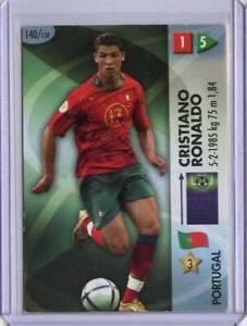 RARE Panini Goaaal World Cup Card of Ronaldo 2006 Rookie (Gb8476) VG-EX