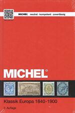 MICHEL CATALOGO EUROPA - CLASSIC 1840-1900  2017/2018