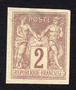 France Colonies 1880 stamp Y&T#38 MNG CV=25€ Very fresh