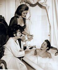 RARE STILL JANE RUSSELL  SEXY IN BATH TUB