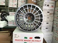 4 Cerchi wheels adattabili Montecarlo 8x17 Lancia Delta Evoluzione NO CINA