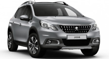 Peugeot 2008 Car Owners Handbook Manual (all models from 2013 to Present) NEW