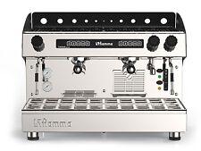*NEW* Fiamma Caravel Commercial 2 Group Espresso Cappuccino Machine