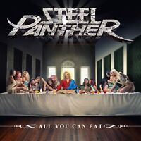 STEEL PANTHER - ALL YOU CAN EAT ('BLACK' VINYL+MP3)  LP + DOWNLOAD NEU
