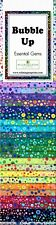 "Jelly Roll Bubble Up Dots Colors Cotton Fabric Wilmington 24 Strips 2.5""X44"""