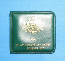 Empty Wallet For 200 Dollar Coin Nice 1982 Comonweath games